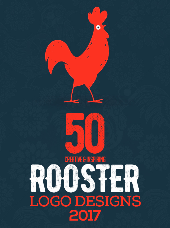 50 creative rooster logo designs for inspiration logos graphic design junction graphic design junction