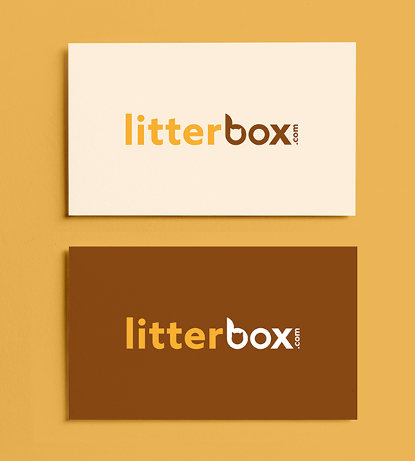 Branding: Litterbox - Business Card