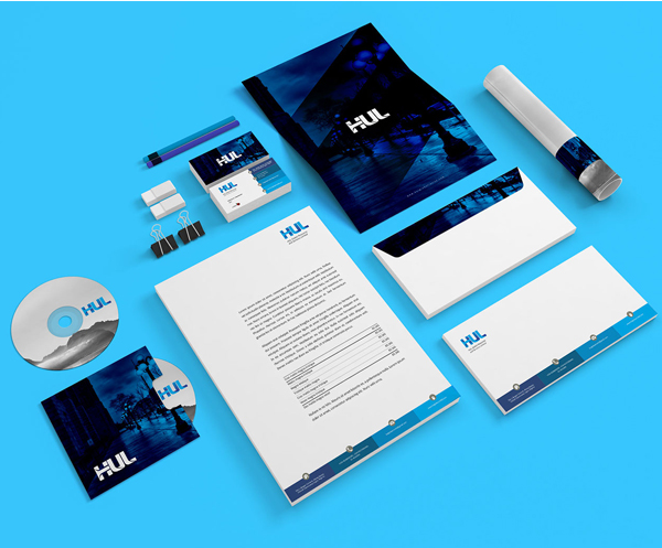 Branding: HUL - Stationary Items