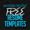Post thumbnail of 23 Free Creative Resume Templates with Cover Letter