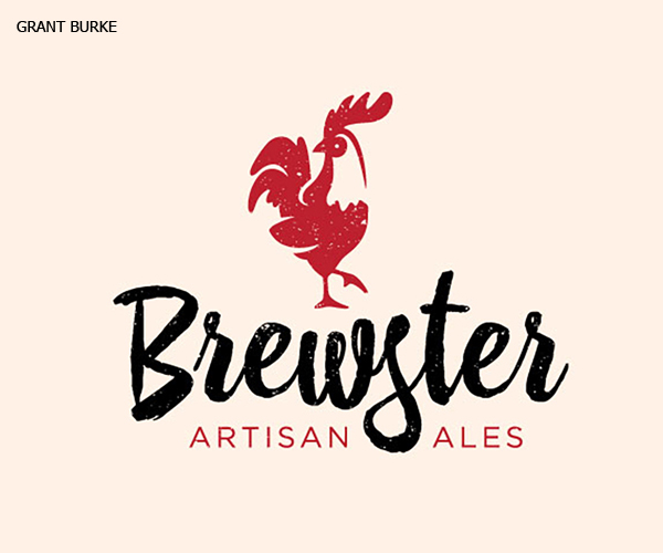 50 Creative Rooster Logo Designs for Inspiration - 42
