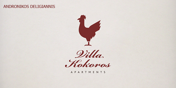 50 Creative Rooster Logo Designs for Inspiration - 45