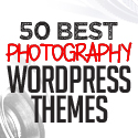 Post Thumbnail of 50 Best Photography WordPress Themes