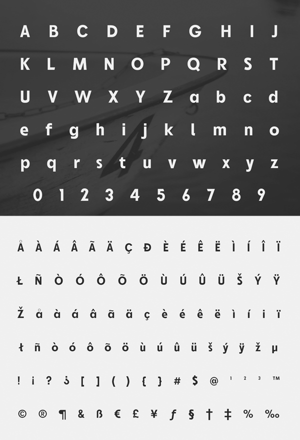 Dream Attack Grotesk Free Font Letters