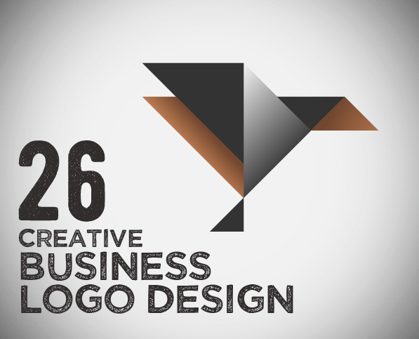 26 creative business logo designs for inspiration 47 for Architecture logo inspiration