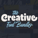 The Creative Font Bundle: 25 Best-Selling Fonts