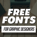 Post Thumbnail of Free Fonts – 18 New Fonts For Designers