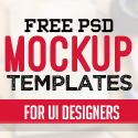 Post Thumbnail of Free PSD Mockup Templates (26 Presentation Mock-ups)