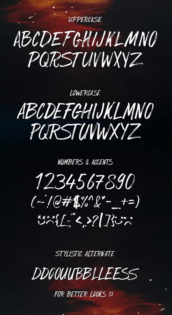 35 Free Hipster Font - 10