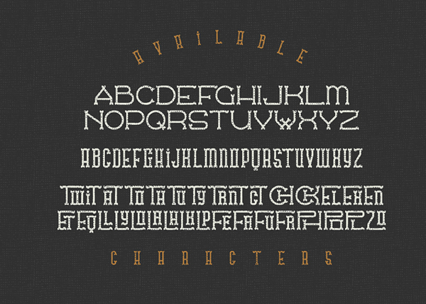 35 Free Hipster Font - 35