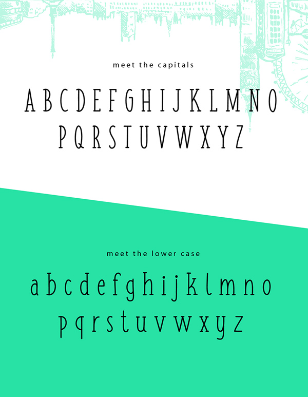 35 Free Hipster Font - 5