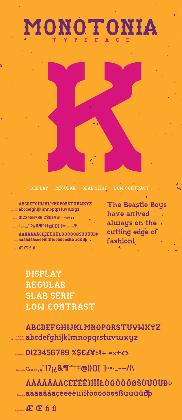 35 Free Hipster Font - 6
