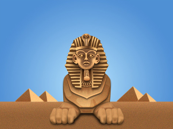 How to Create a Realistic Sphinx in Adobe Illustrator