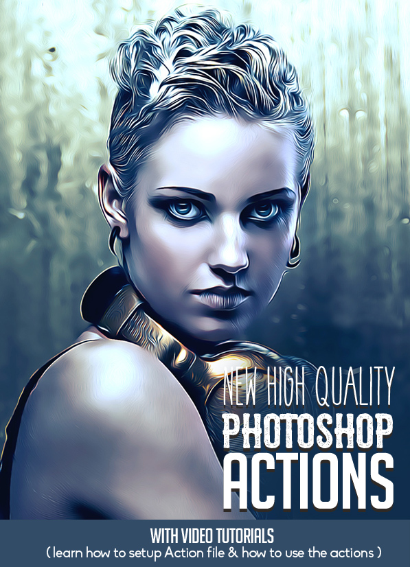 new high quality photoshop actions for photographers