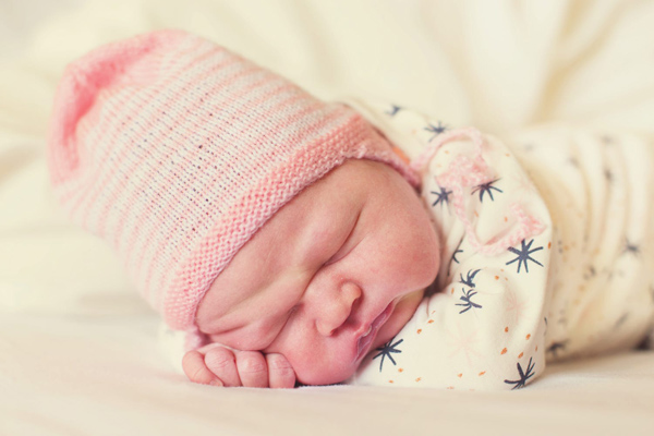 Cute Newborn Baby Photography - 10