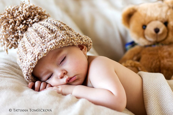 Cute Newborn Baby Photography - 19