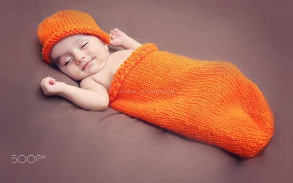 Cute Newborn Baby Photography - 25