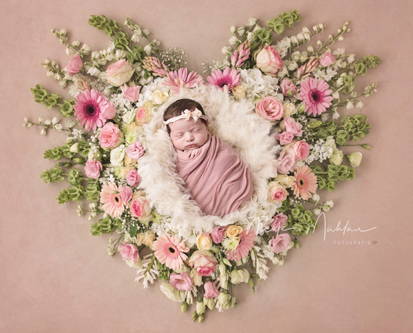 Cute Newborn Baby Photography - 8