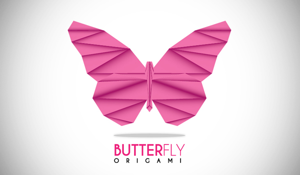 30 Amazing Origami Inspired Logo Designs – 48 - 13