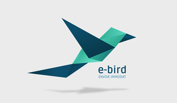30 Amazing Origami Inspired Logo Designs – 48 - 7