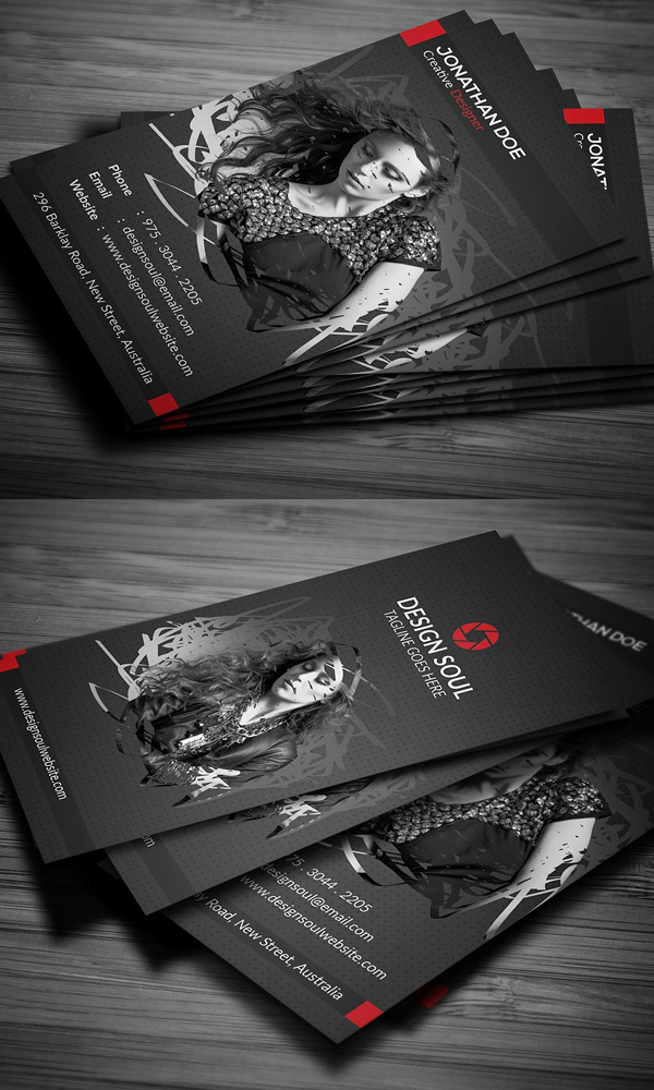 Creative Photography Business Cards Design Graphic Design Junction - Photography business card templates