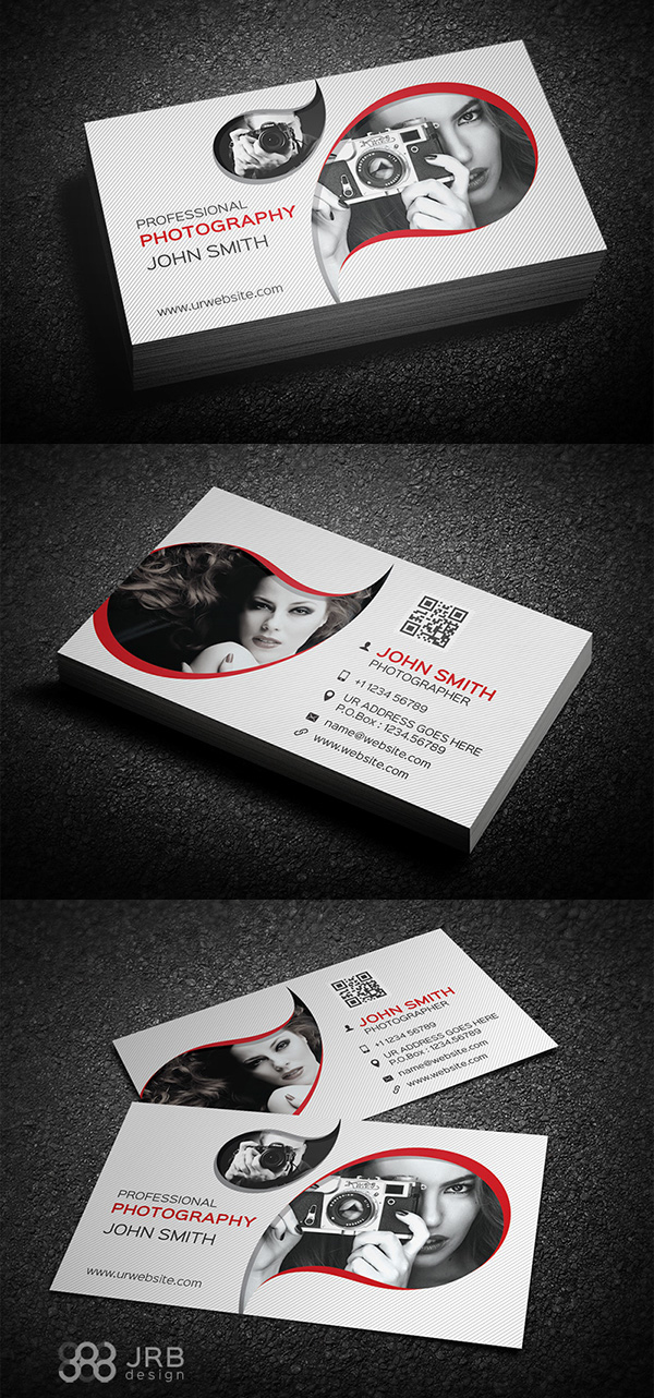Creative photography business cards design graphic design junction beautiful photography business card flashek Gallery