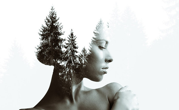 Easy Double Exposure Photoshop Tutorial in 10 Steps