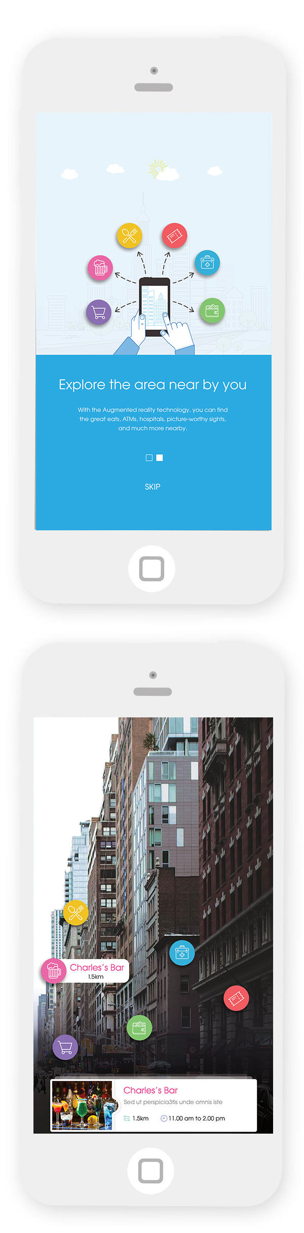 Modern Mobile App UI Design with Amazing User Experience - 11