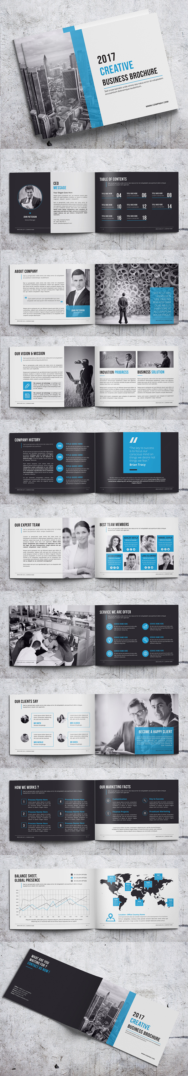 2017 Creative Business Brochure