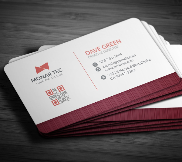 New Printable Business Card Templates Design Graphic Design - Custom business card template