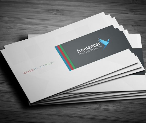 Corporate Business Card Template