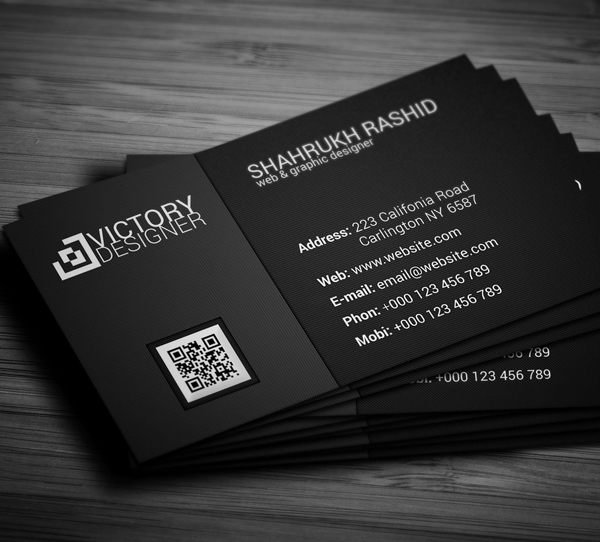 New printable business card templates design graphic design junction black white corporate business card colourmoves