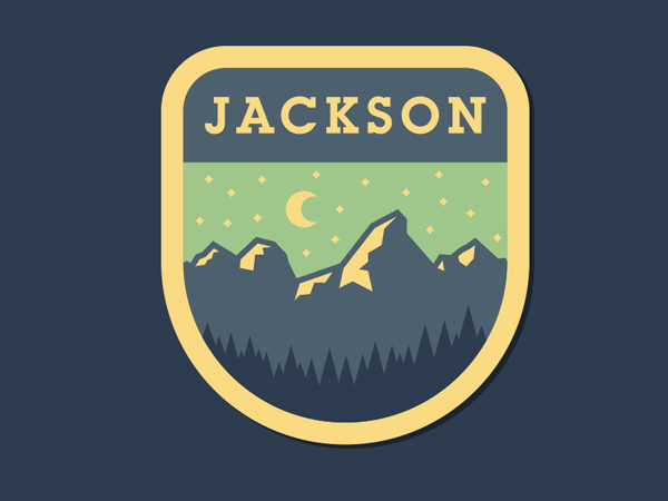 35 Awe-Inspiring Badge & Emblem Logo Designs - 18