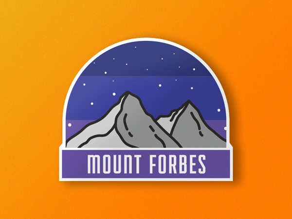 35 Awe-Inspiring Badge & Emblem Logo Designs - 26