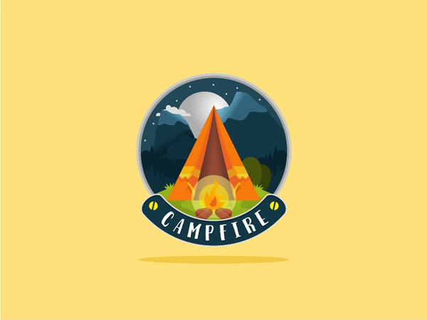 35 Awe-Inspiring Badge & Emblem Logo Designs - 7
