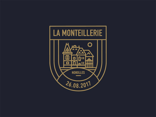 35 Awe-Inspiring Badge & Emblem Logo Designs - 8