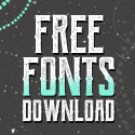 Post Thumbnail of Fresh Free Fonts for Designers (17 fonts)