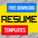 Post thumbnail of 21 Fresh Free Professional CV / Resume Templates