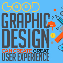 Post thumbnail of Good Graphic Design Can Create Great User Experience