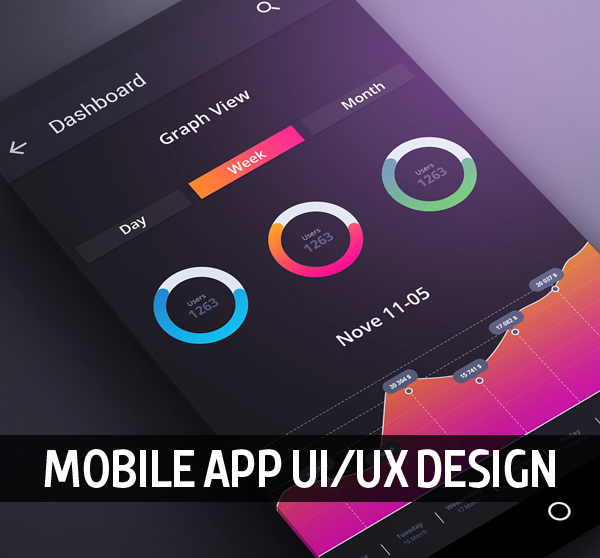 35 Modern Mobile App UI Design With Amazing User