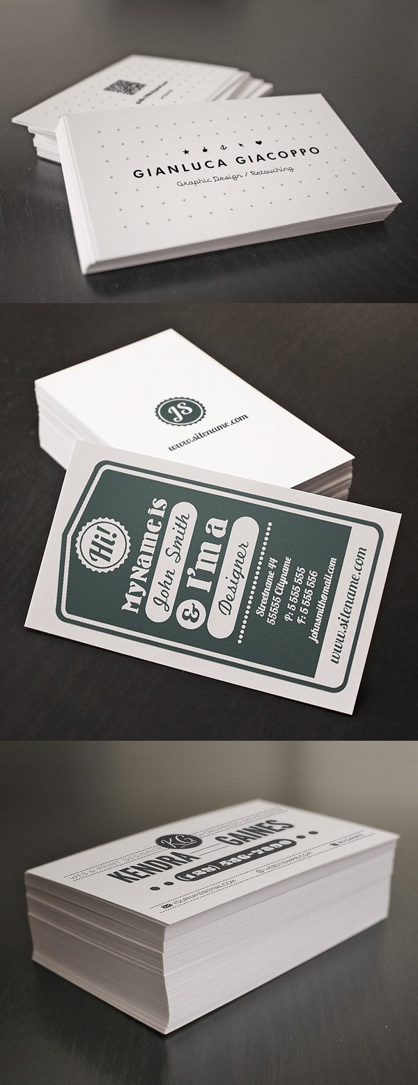 Flyer / Business Card Mock-up