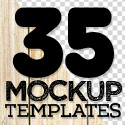 Post Thumbnail of 35 Best Mockups: Download Realistic PSD Mock-ups