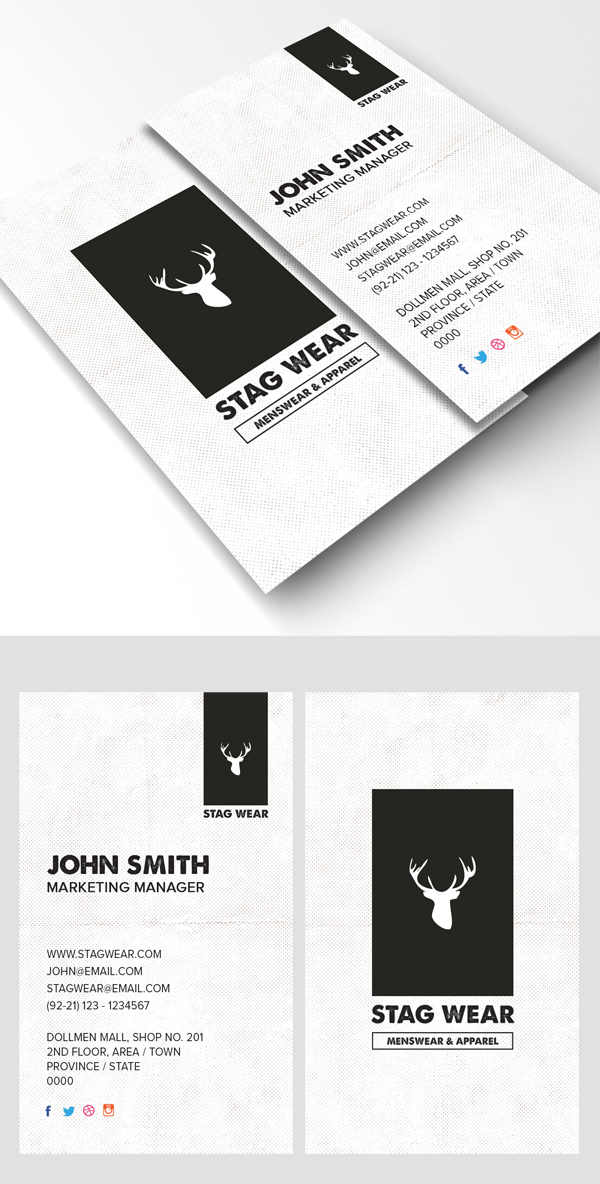 Free Business Card Templates Freebies Graphic Design Junction - Business card photoshop template