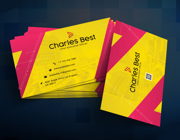Free Business Card Templates Freebies Graphic Design Junction - Psd business card template