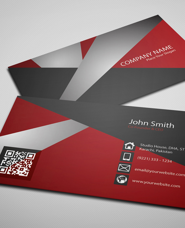 Free business card templates freebies graphic design junction 26 modern free business cards psd templates 15 flashek