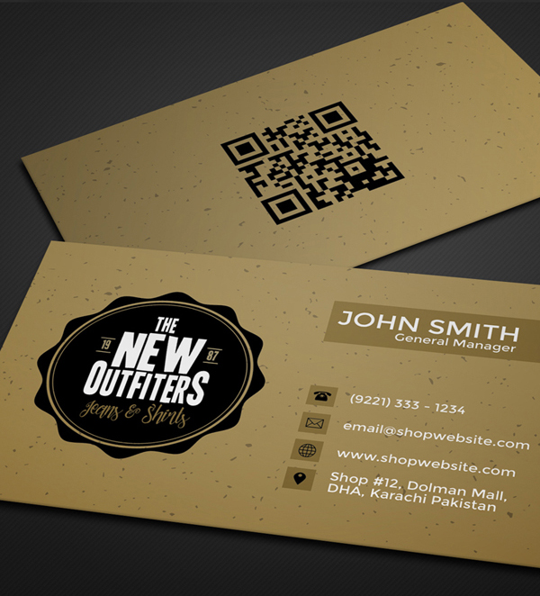 Free business card templates freebies graphic design junction 26 modern free business cards psd templates 5 reheart Images