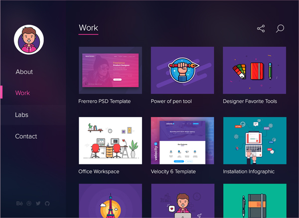 Free Flat Graphics for Designers - 13
