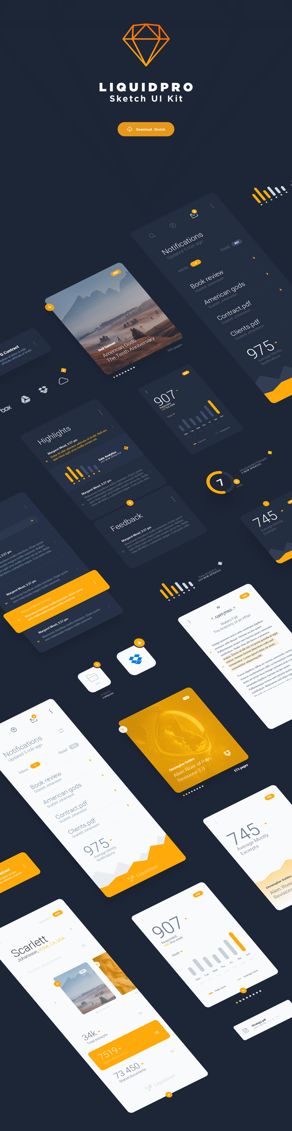 Free Flat Graphics for Designers - 32