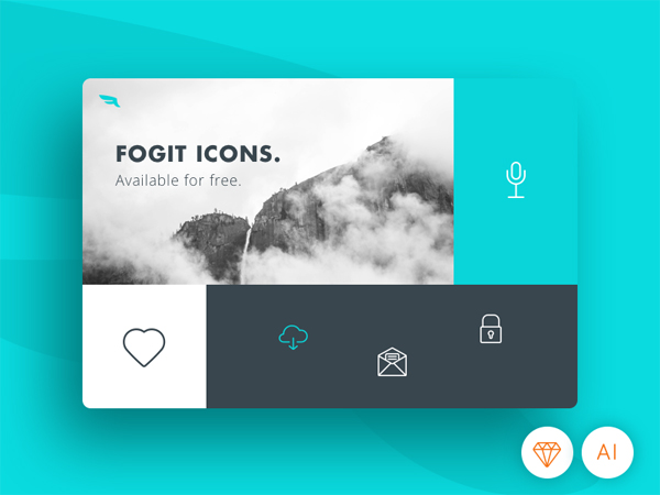 Free Flat Graphics for Designers - 7