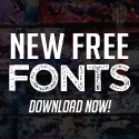 Post Thumbnail of Download New Free Fonts for Graphic Design (16 Fonts)